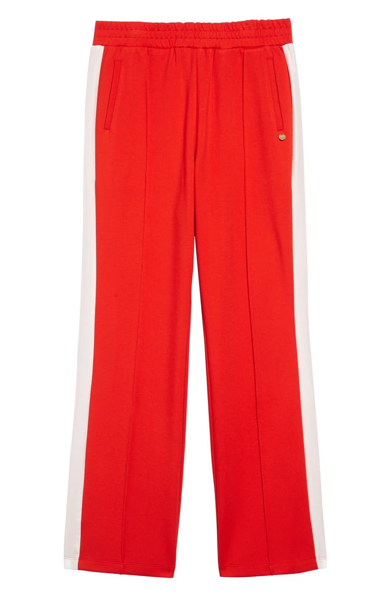 SCOTCH R'BELLE Wide Leg Track Pants, Main, color, LOBSTER
