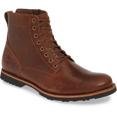 Timberland Kendrick Side Zip Waterproof Boot, Brown