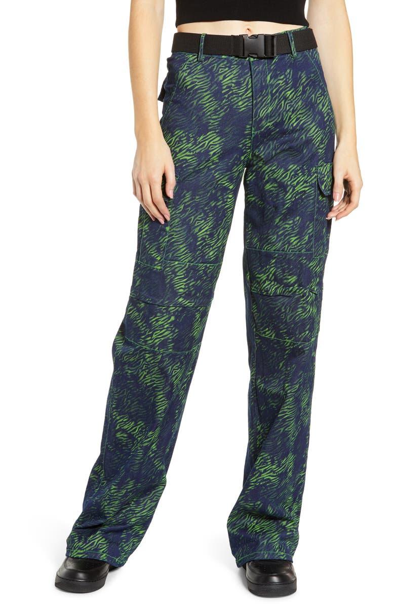 I.AM.GIA Sinead Wide Leg Pants, Main, color, 440
