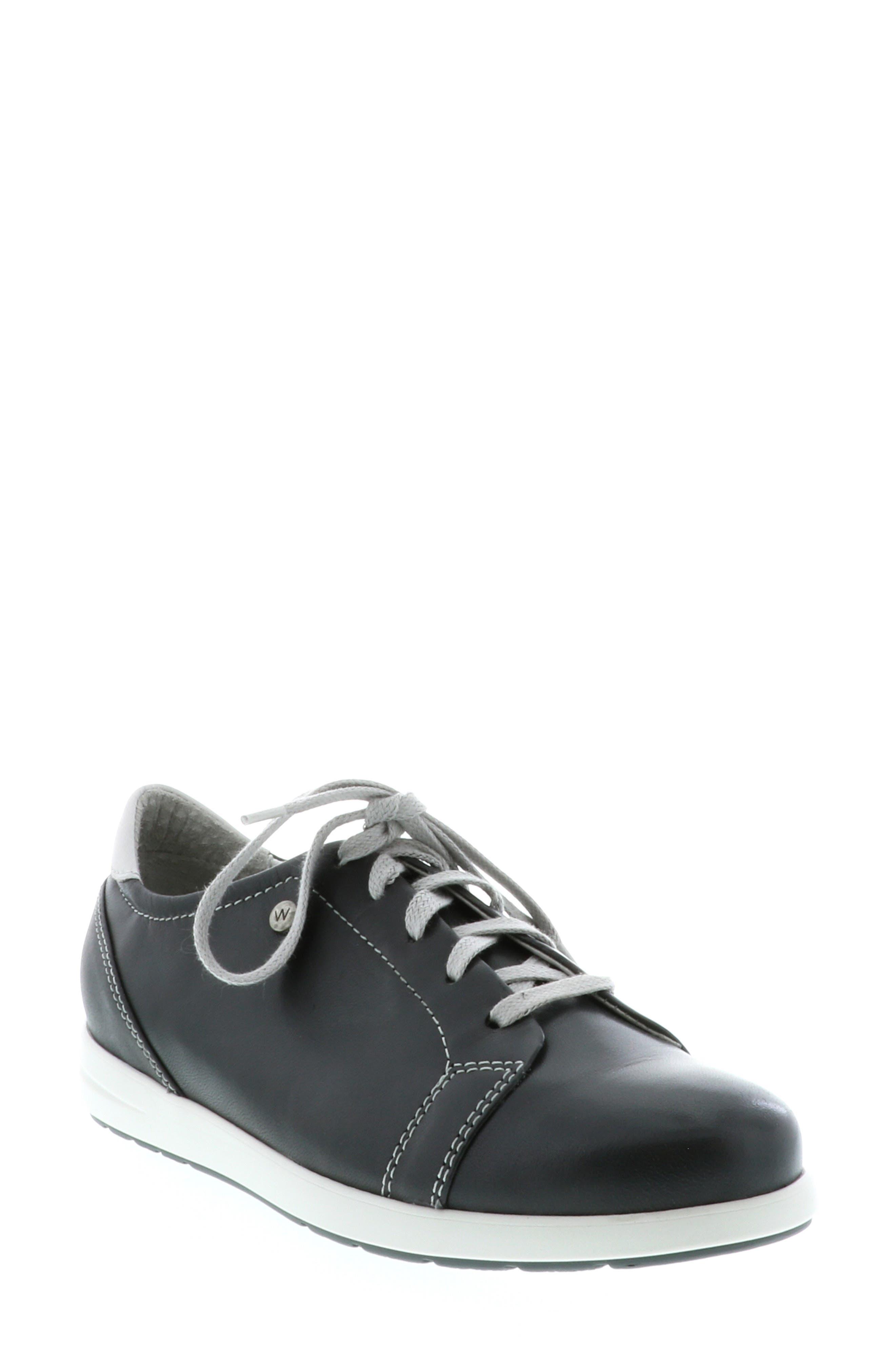 Wolky Kinetic Sneaker, Metallic