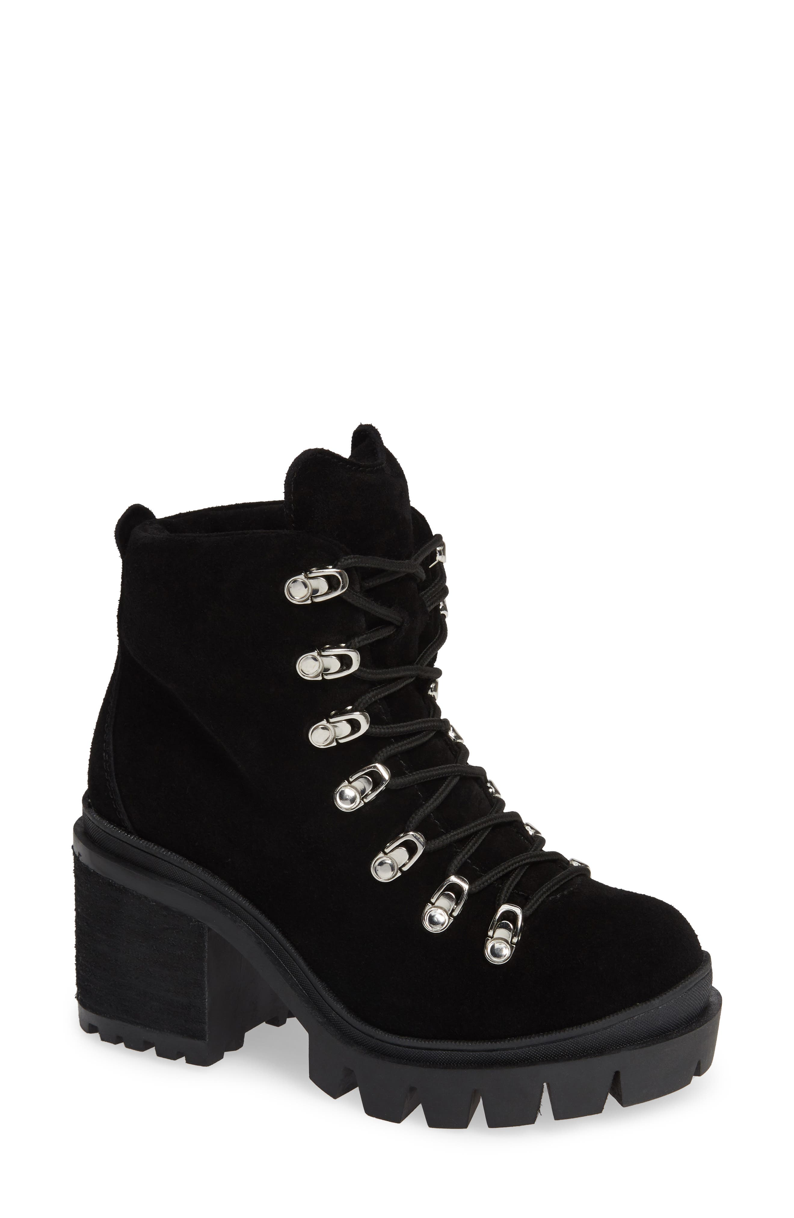 Golan Boot, Main, color, BLACK OILED SUEDE