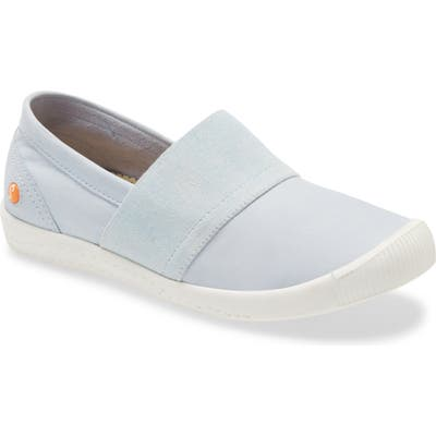 Softinos By Fly London Ino Slip-On Sneaker - Blue