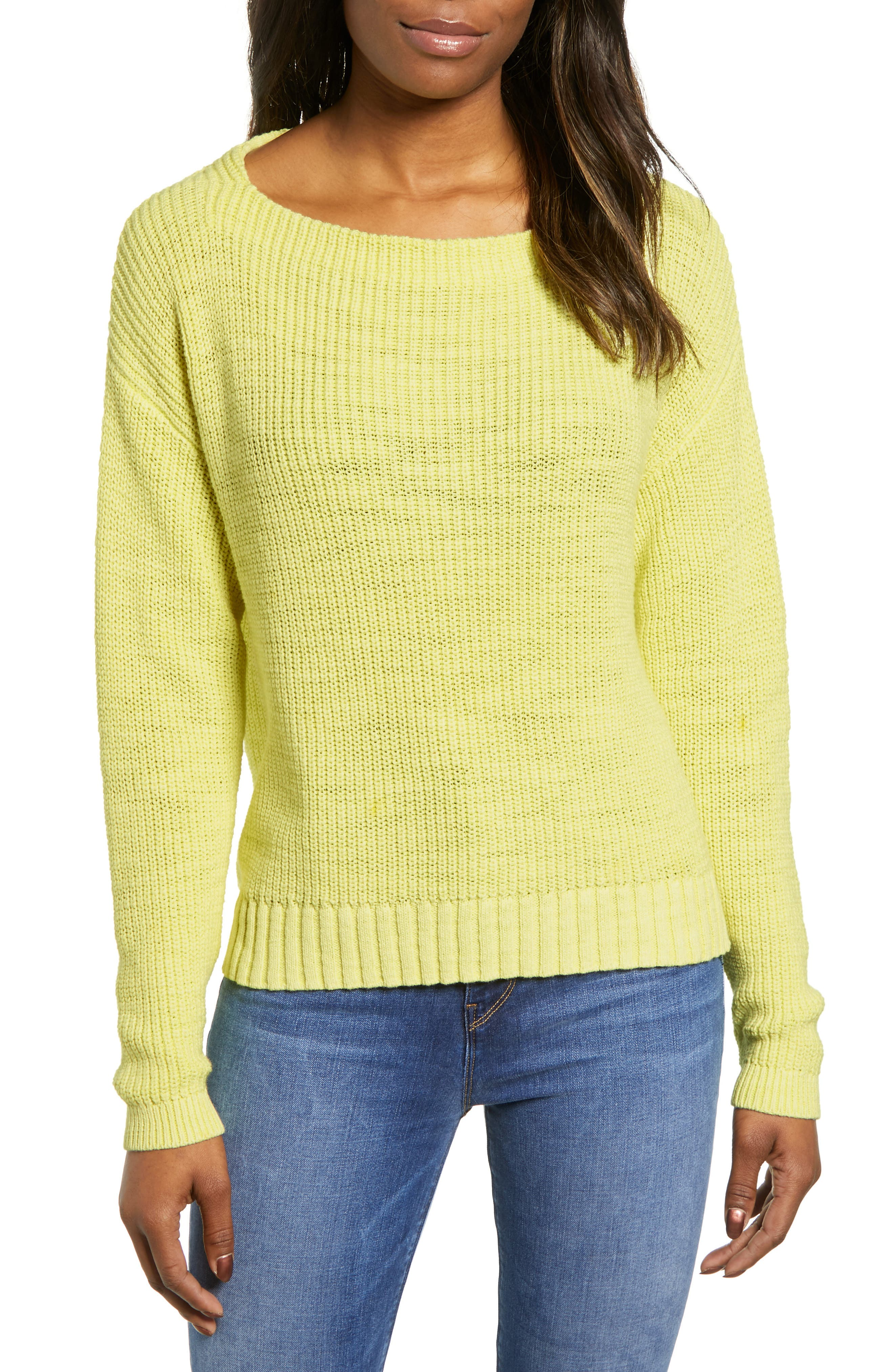 ,                             Boat Neck Pullover,                             Main thumbnail 13, color,                             720