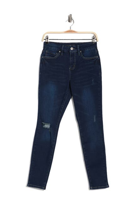 Image of ROYALTY FOR ME Curvy Fit Skinny Jeans