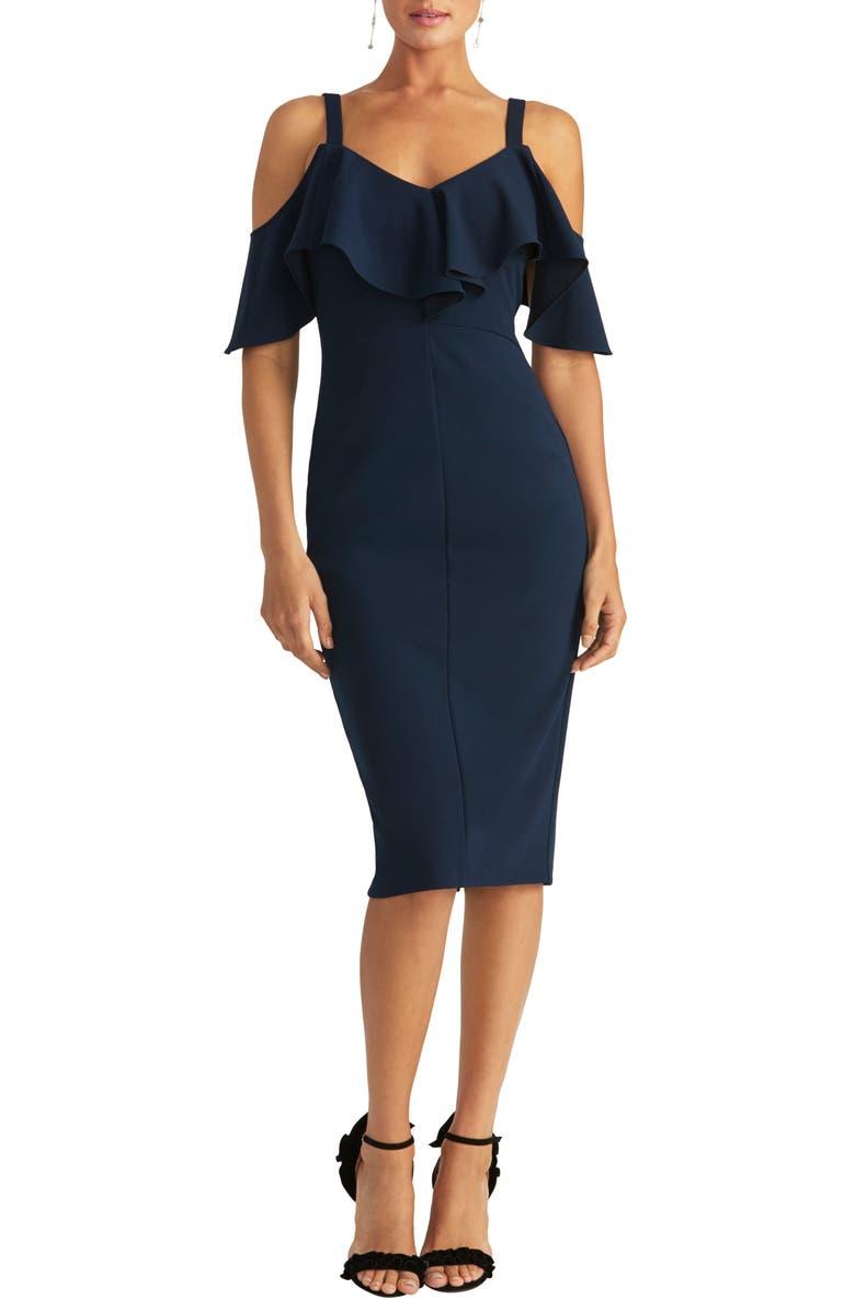 RACHEL RACHEL ROY Marcella Sheath Dress, Main, color, 412