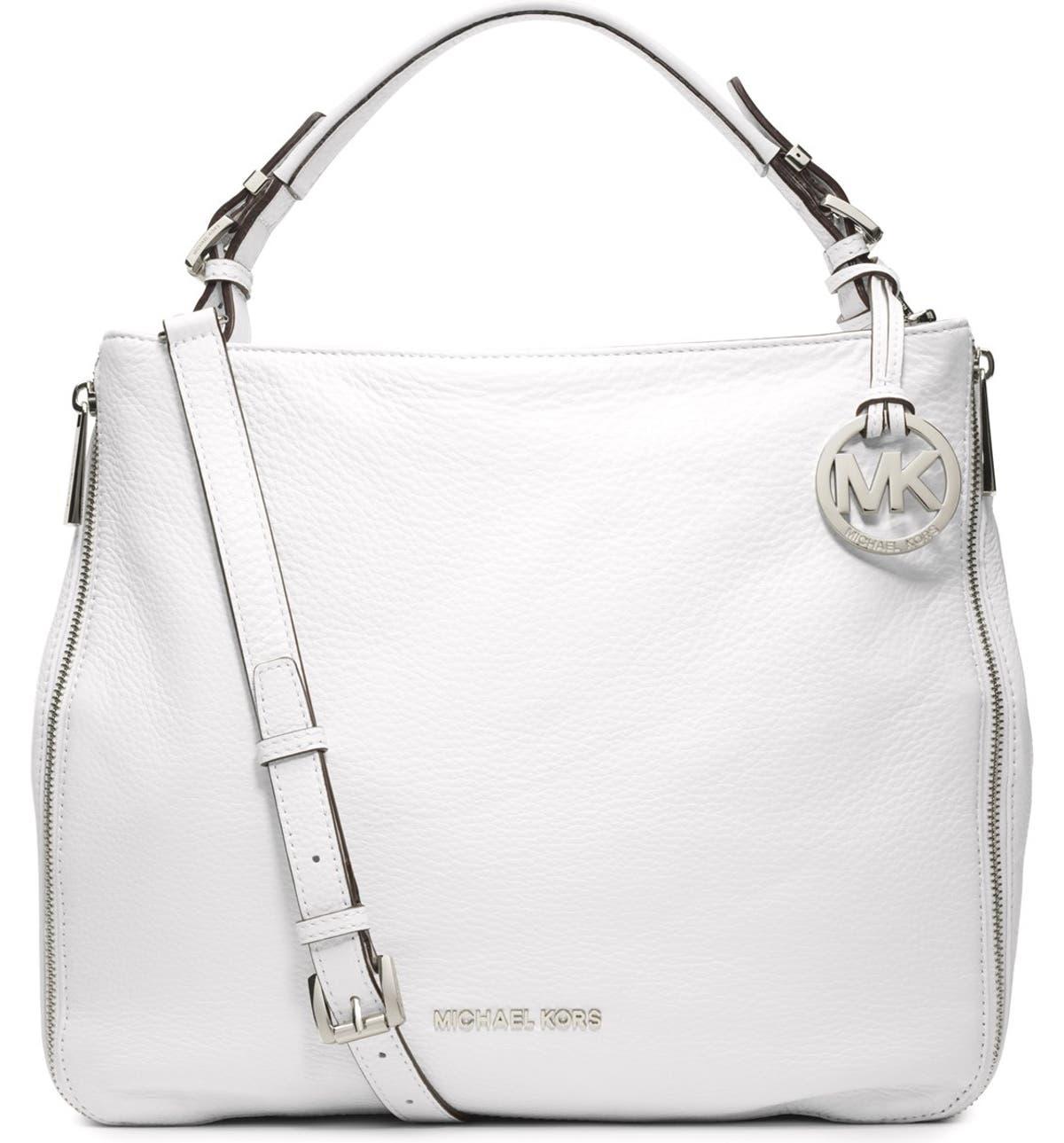 25a5090c88a17a MICHAEL Michael Kors 'Large Essex' Shoulder Bag | Nordstrom