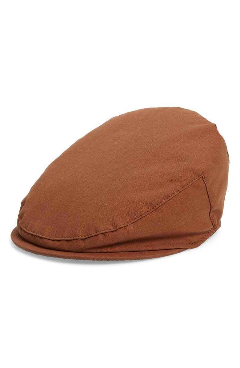 GOORIN BROS. Rain Cloud Driving Cap, Main, color, BROWN