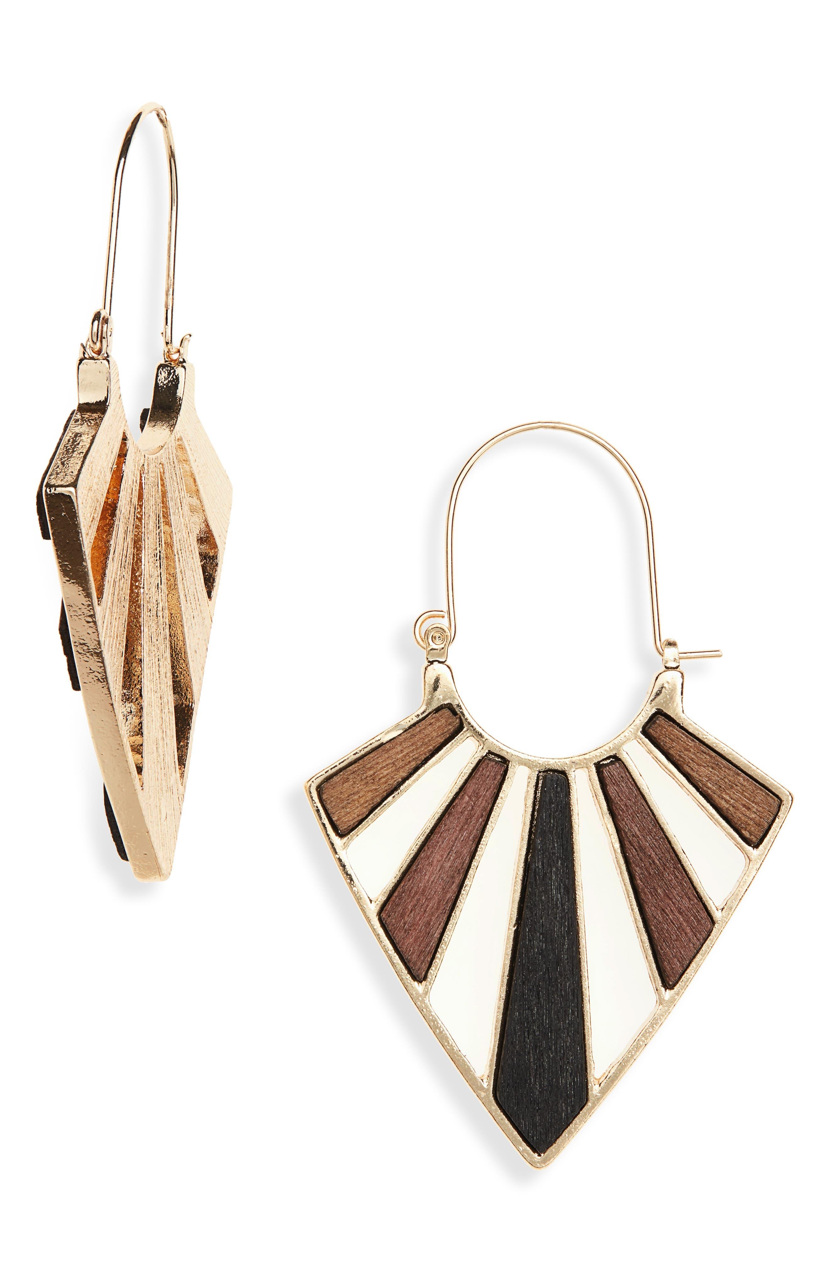 eaf192d07198d4 60s -70s Jewelry – Necklaces, Earrings, Rings, Bracelets Womens Bp. Wood