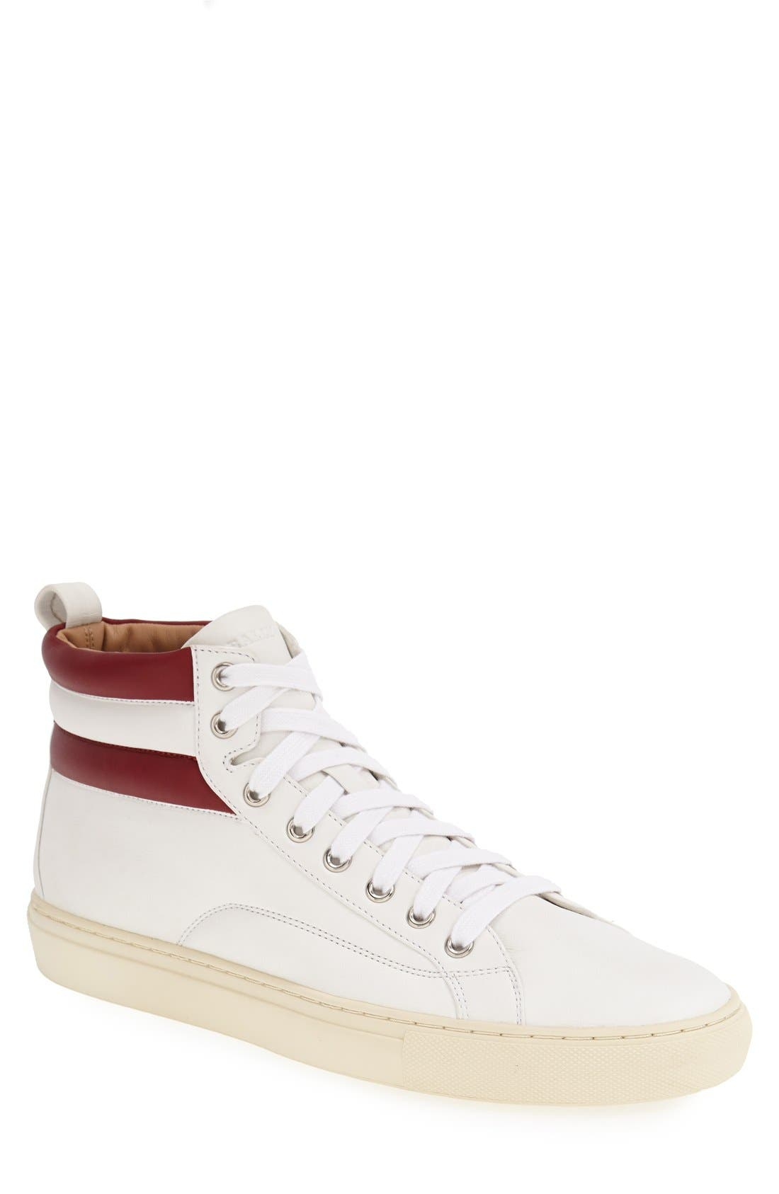 Bally 'Heaven' Water Resistant High Top