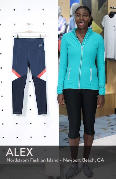 Highrise Transform Pocket Crop Leggings, sales video thumbnail