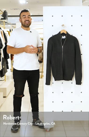 Classic Fit Zip Sweater, sales video thumbnail