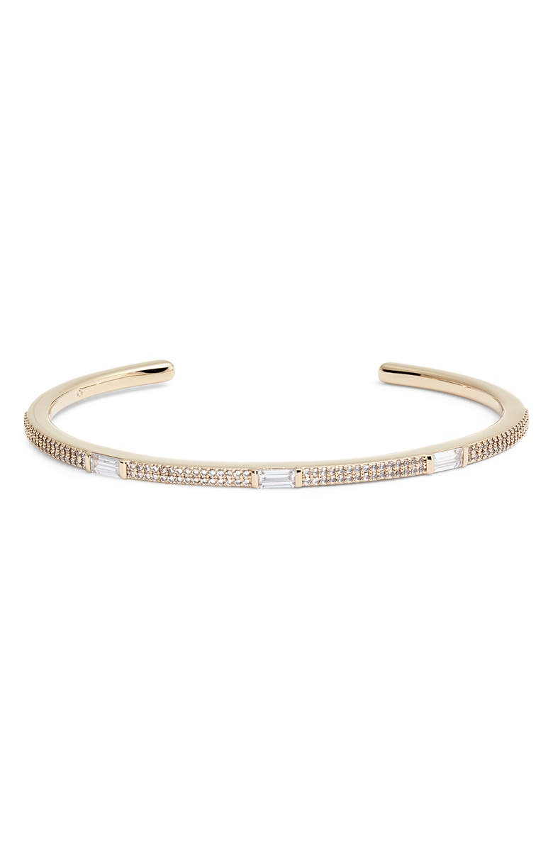 NADRI Mercer Open Cuff Bracelet, Main, color, 710
