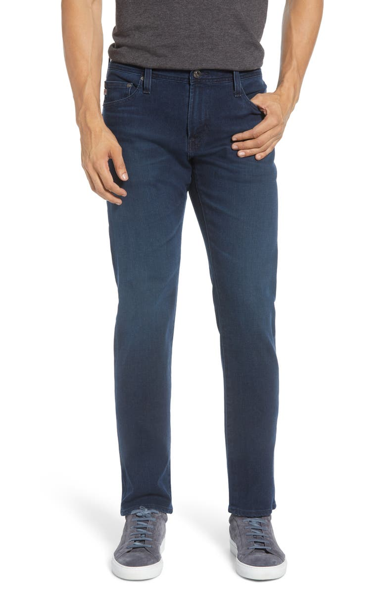 AG Tellis Slim Fit Jeans, Main, color, EQUATION