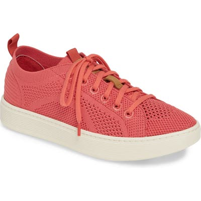 Sofft Somers Knit Sneaker, Pink
