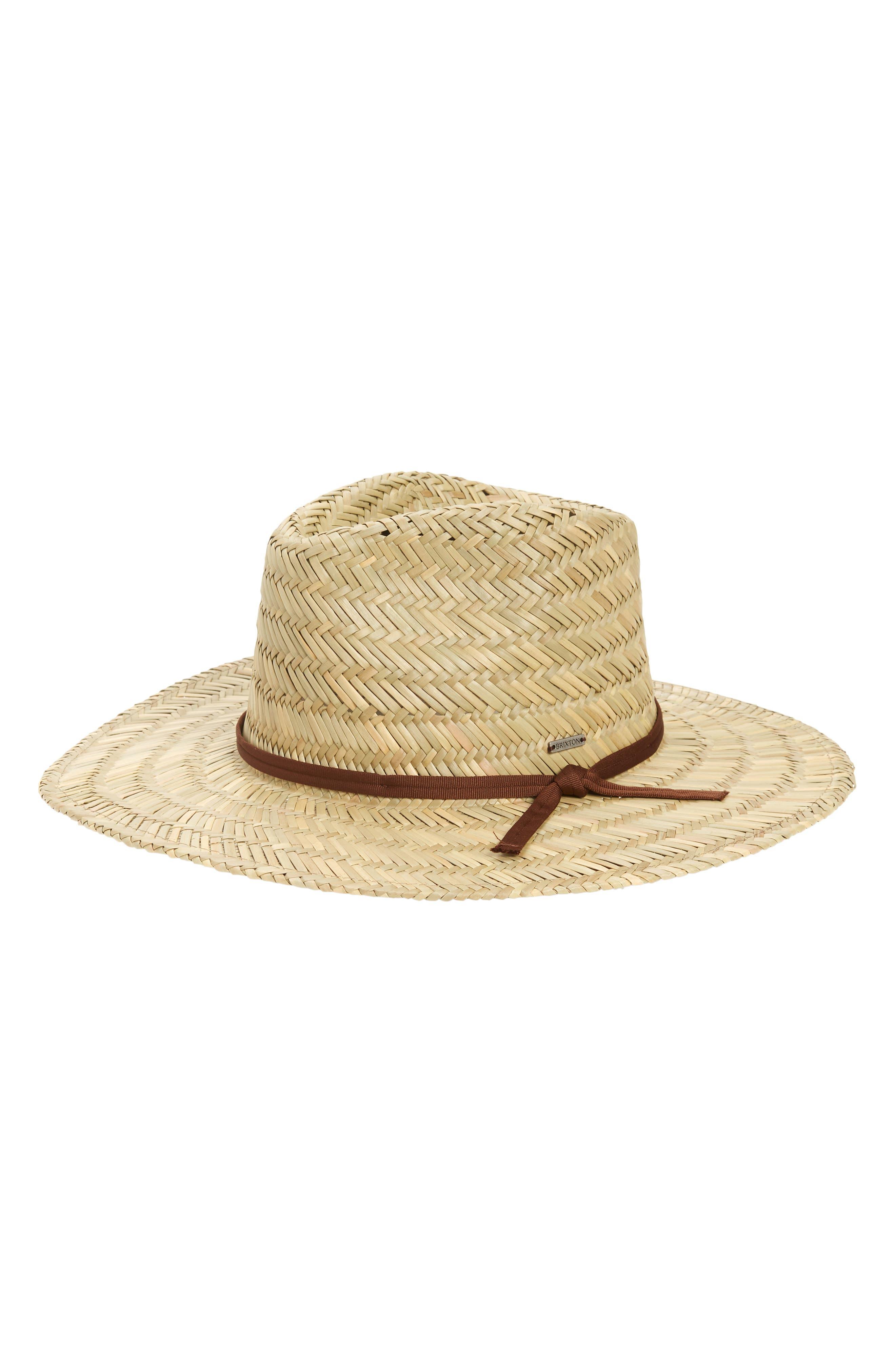Cohen Straw Cowboy Hat