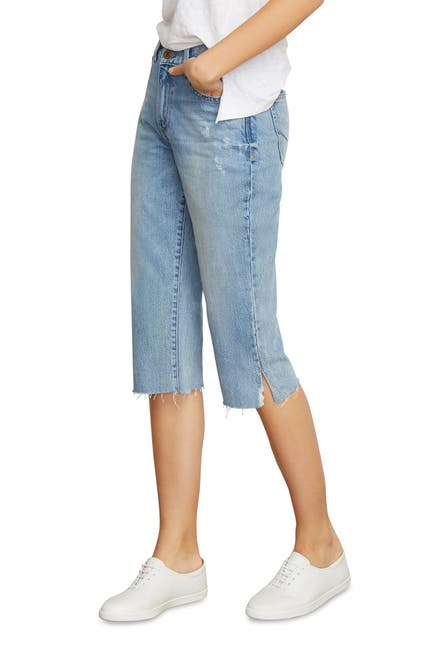 Image of Habitual Siona Straight Leg Crop Jeans