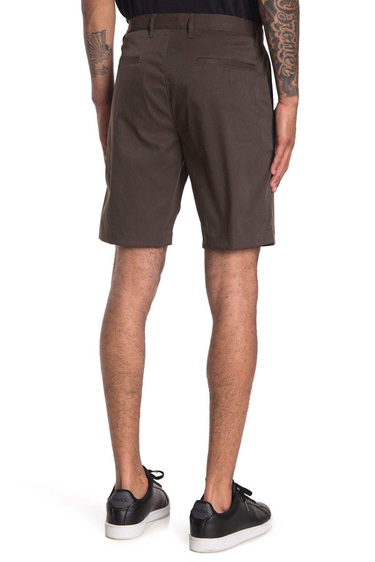 Image of Theory Zaine Tech Twill Shorts
