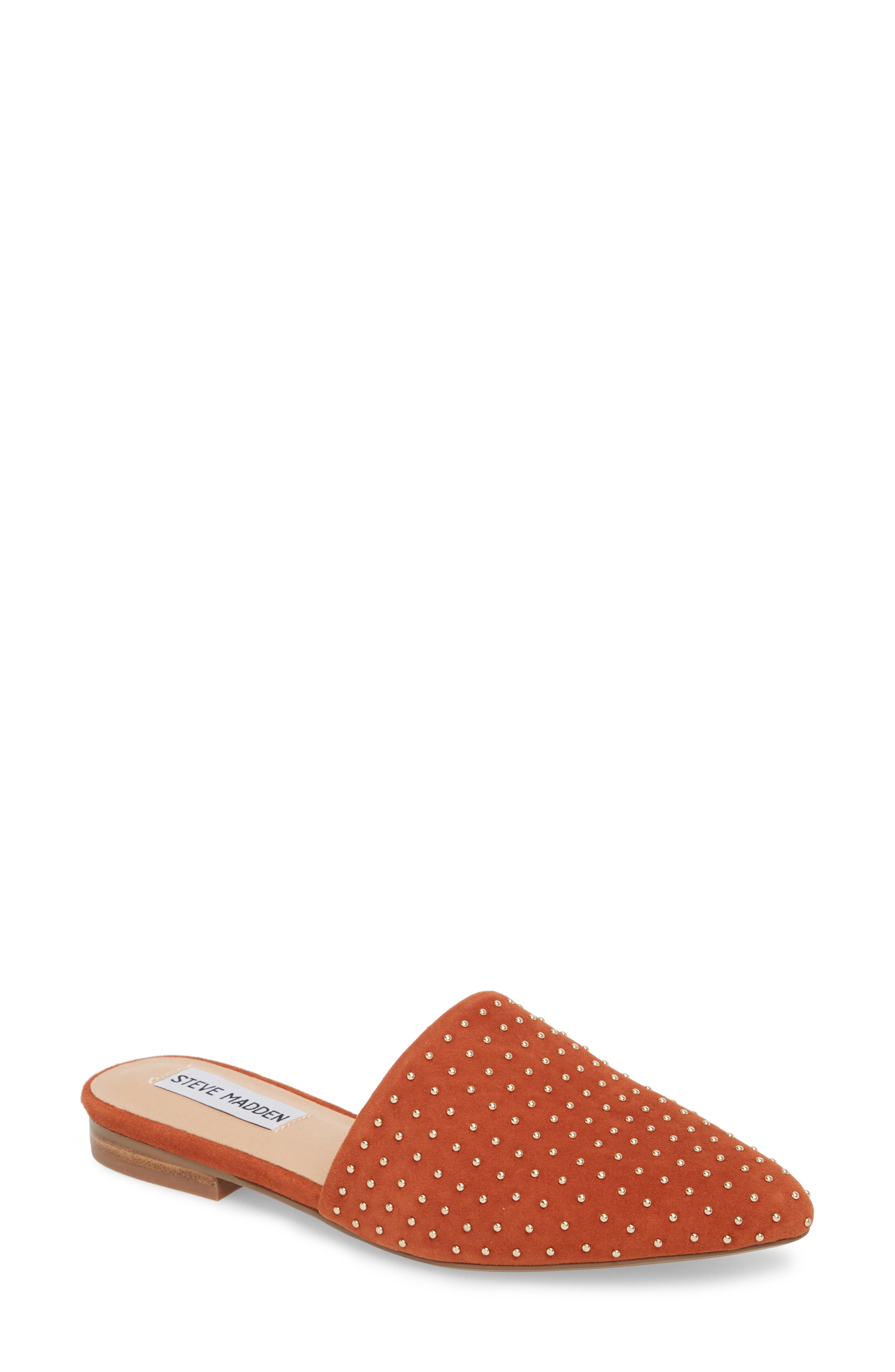 ,                             Trace Studded Mule,                             Main thumbnail 22, color,                             200