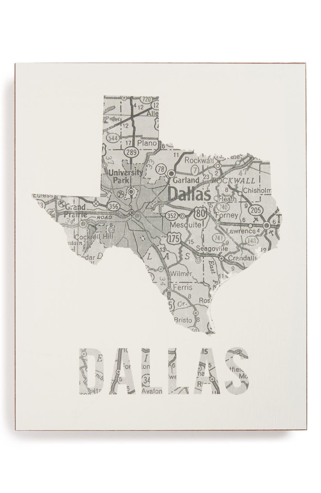,                             City Map Wall Art,                             Main thumbnail 13, color,                             032