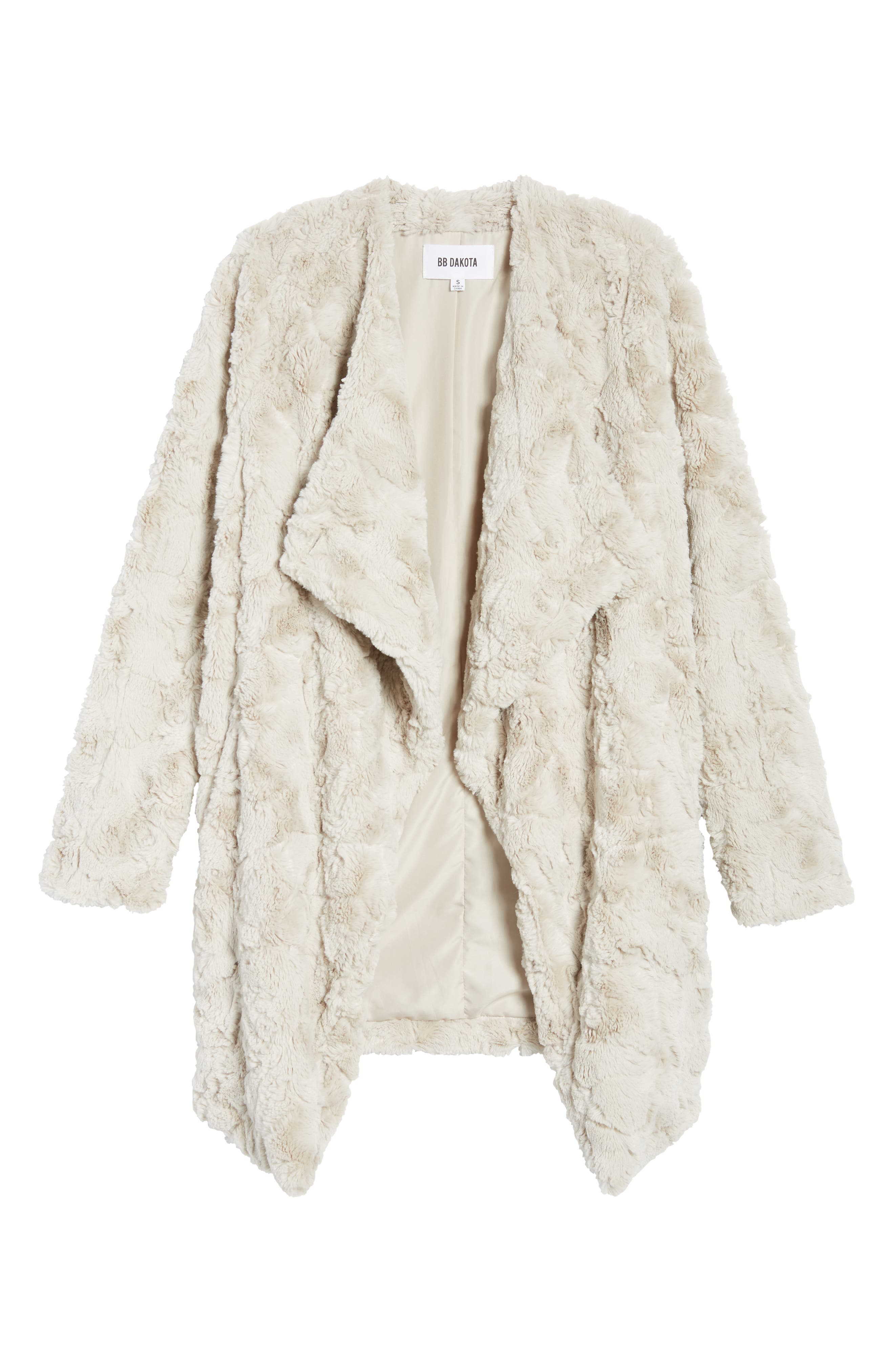 ,                             Tucker Wubby Faux Fur Coat,                             Alternate thumbnail 19, color,                             900