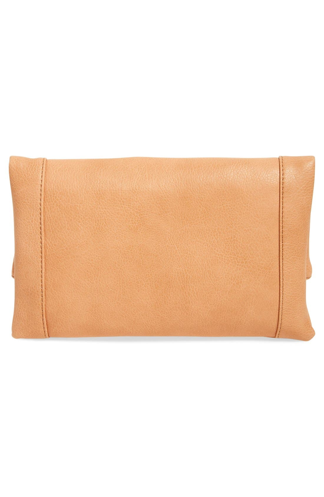 ,                             Marlena Faux Leather Foldover Clutch,                             Alternate thumbnail 11, color,                             950