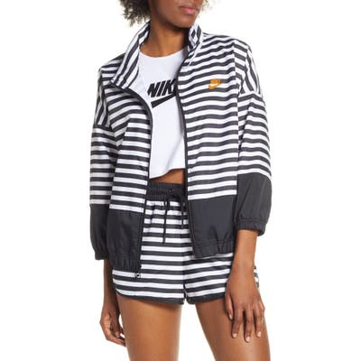 Nike Nsw Woven Track Jacket, White