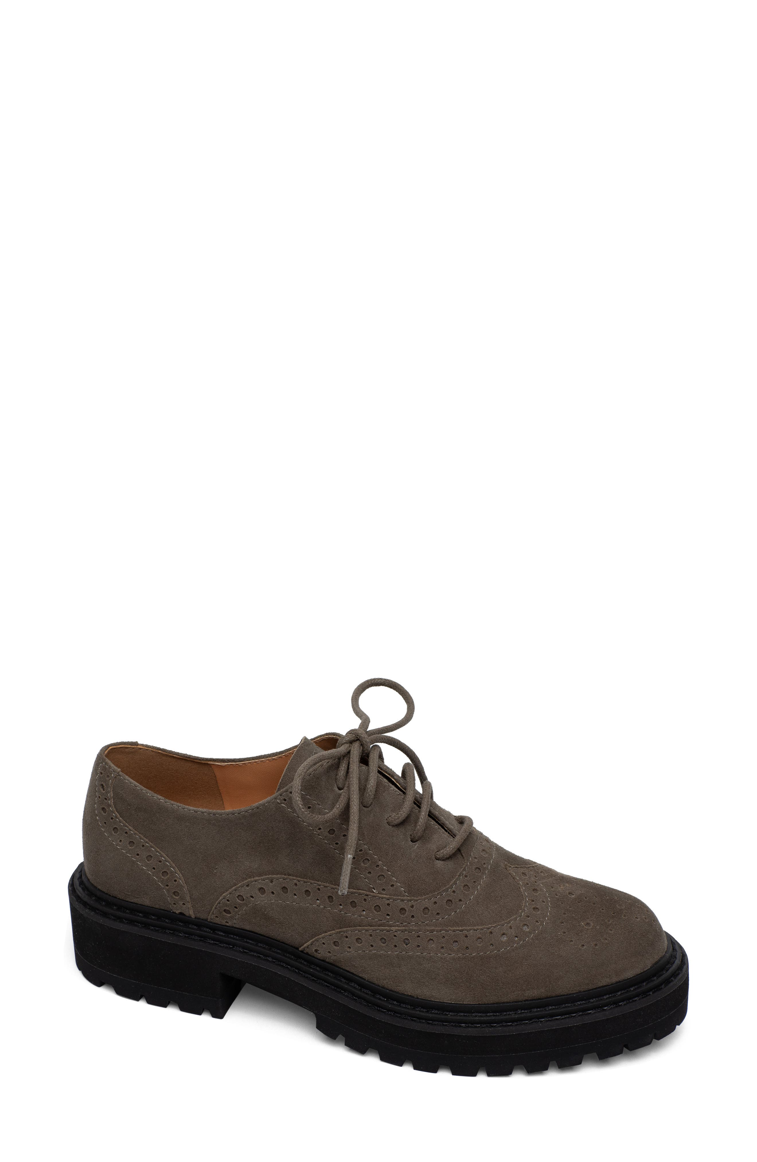 Passion Wingtip Oxford