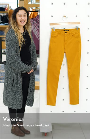 Alissa Stretch Sateen Skinny Pants, sales video thumbnail