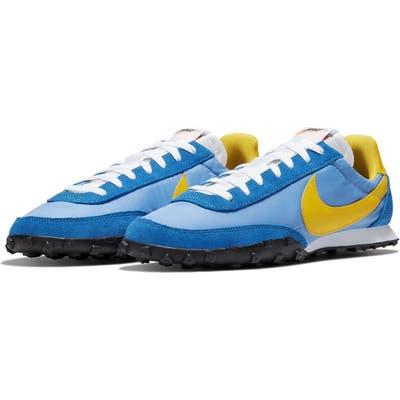 Nike Waffle Racer Sneaker- Blue