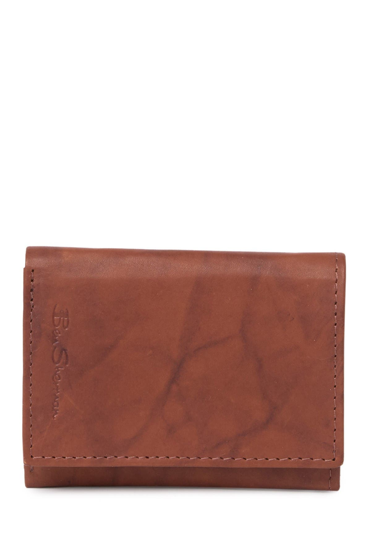 Image of Ben Sherman Manchester Trifold Wallet