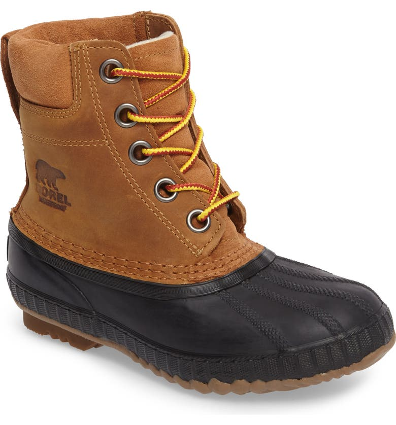 SOREL Cheyanne<sup>™</sup> II Waterproof Boot, Main, color, ELK BLACK