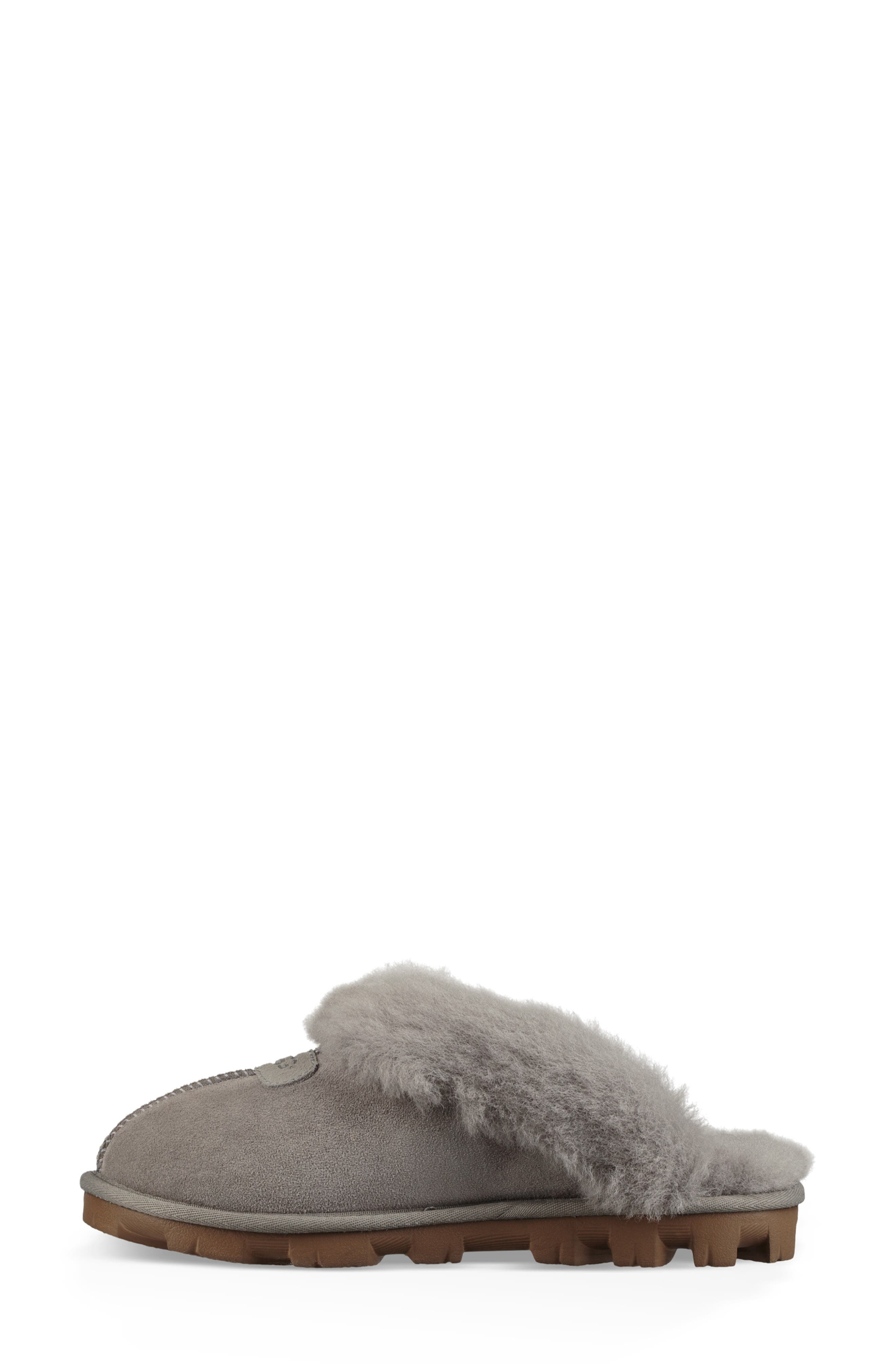 ,                             Genuine Shearling Slipper,                             Alternate thumbnail 58, color,                             024