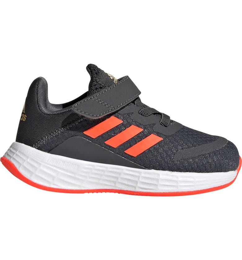 ADIDAS Duramo Sneaker, Main, color, GRESIX/SOL