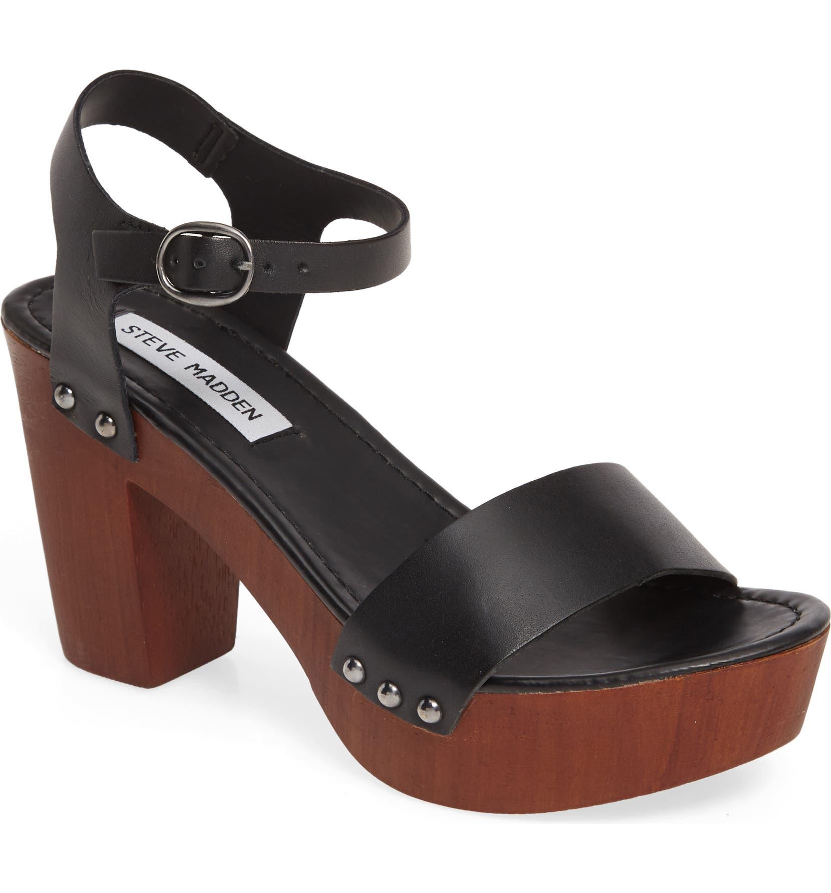 2b5f91c0a06 Steve Madden Luna Platform Sandal (Women)   Nordstrom