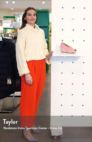 Charli Wedge Sandal, sales video thumbnail