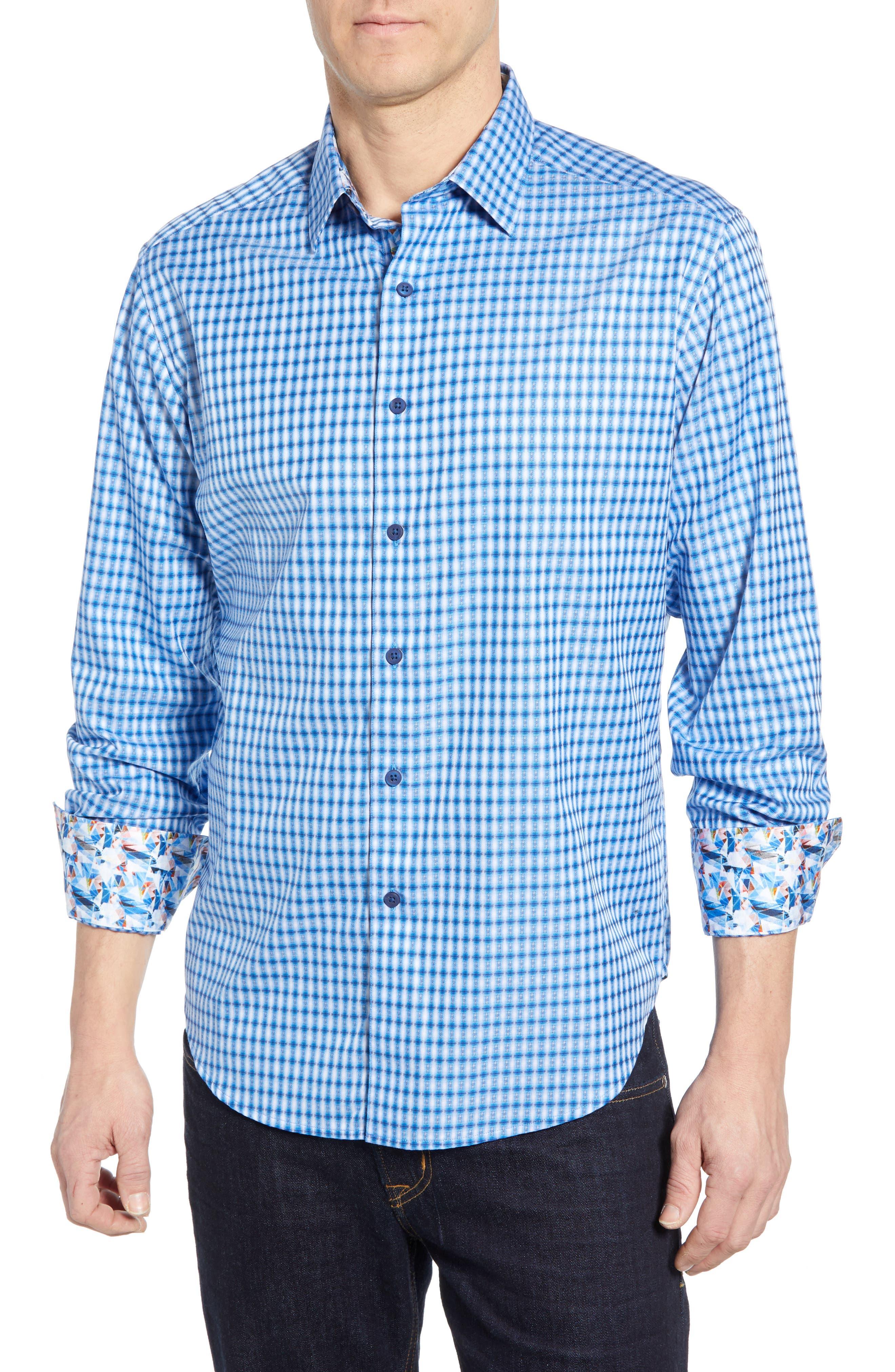 Robert Graham T-shirts Conlan Classic Fit Shirt