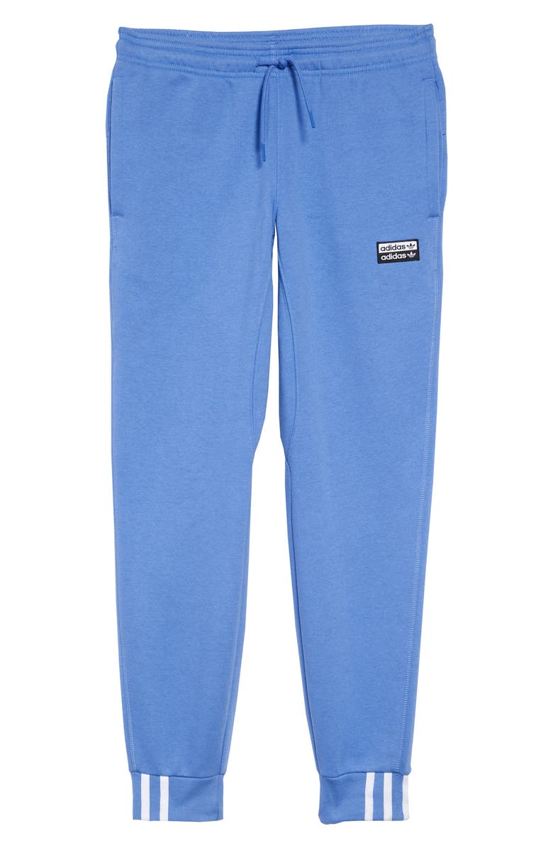 ADIDAS ORIGINALS Vocal Logo Track Pants, Main, color, 424