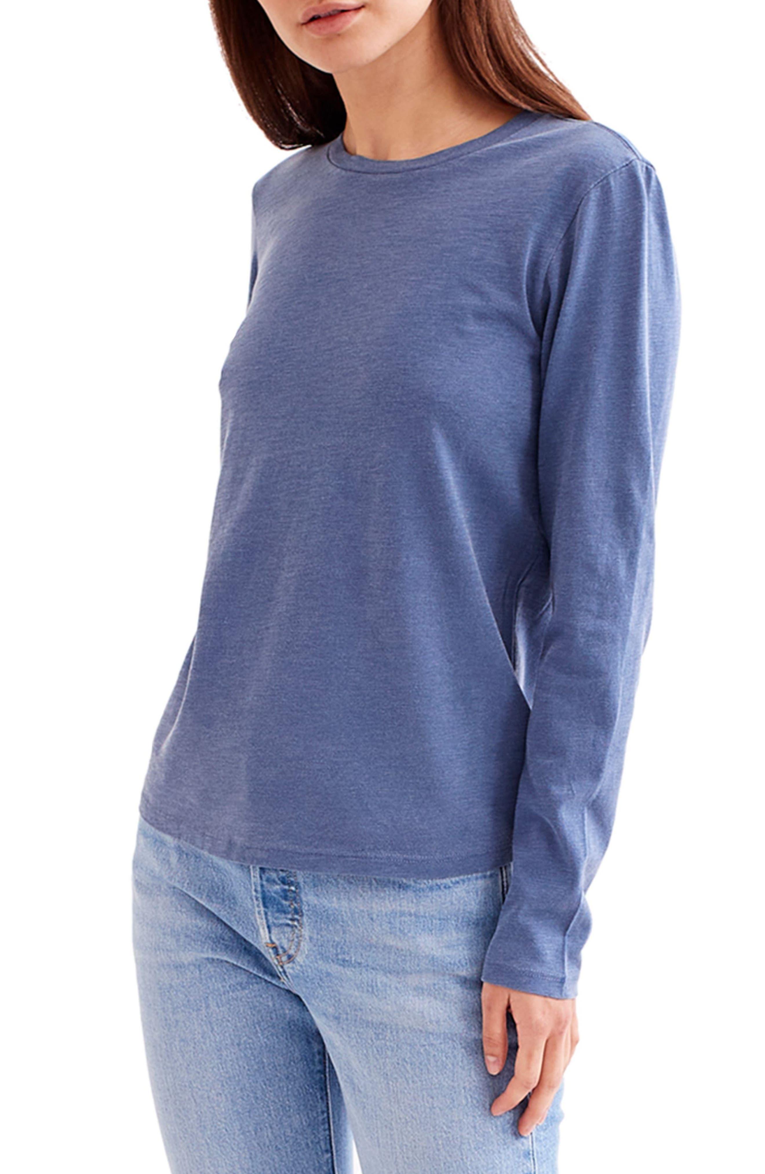 Everyday Classics Sun Faded Crewneck T-Shirt