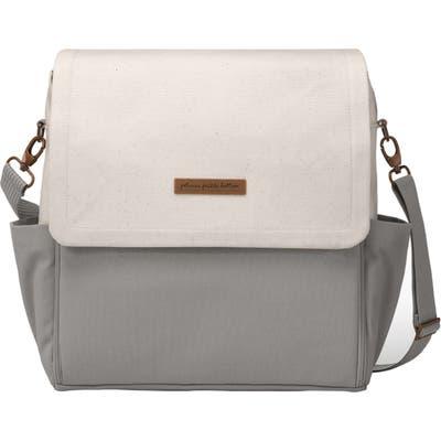 Infant Petunia Pickle Bottom Boxy Backpack Diaper Bag - Ivory