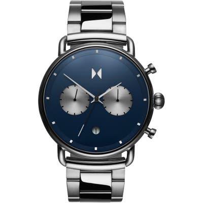 Mvmt Blacktop Bracelet Watch, 47Mm