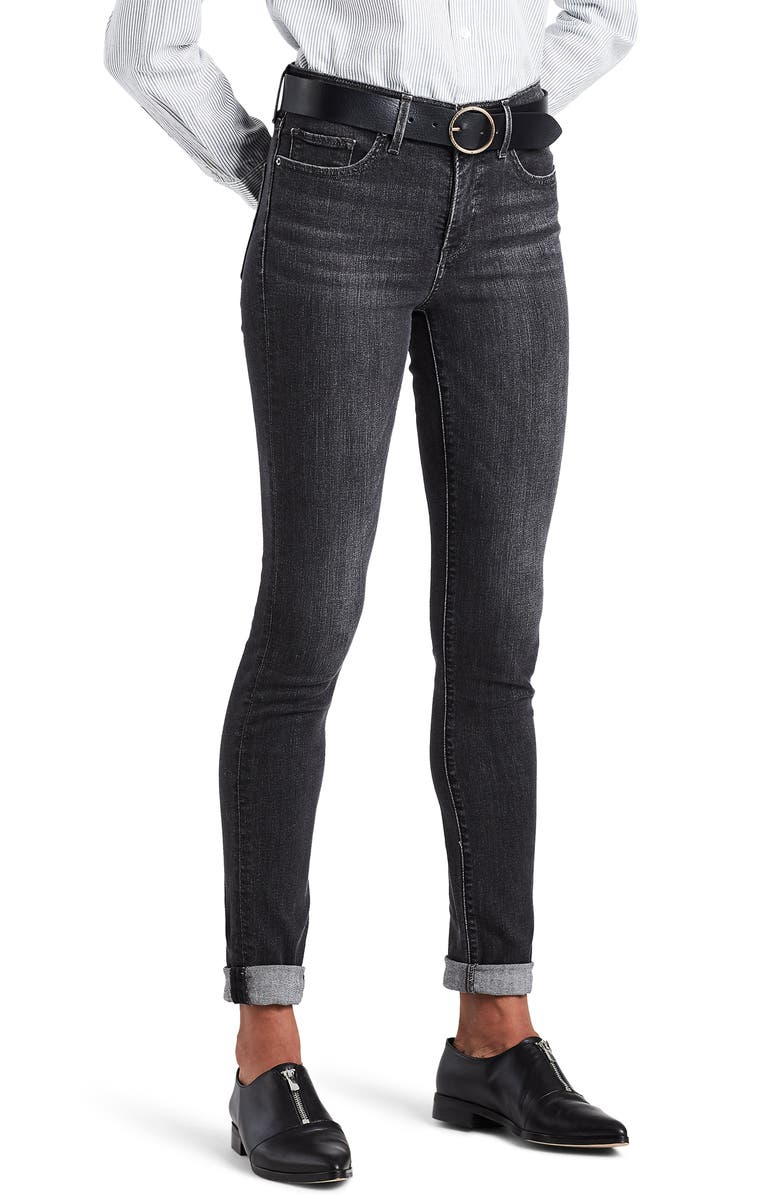 2480e8de Levi's® 311™ Shaping Skinny Jeans (Middle Grey) | Nordstrom