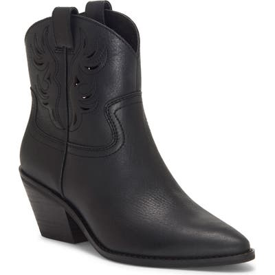 Lucky Brand Talouse Western Boot, Black