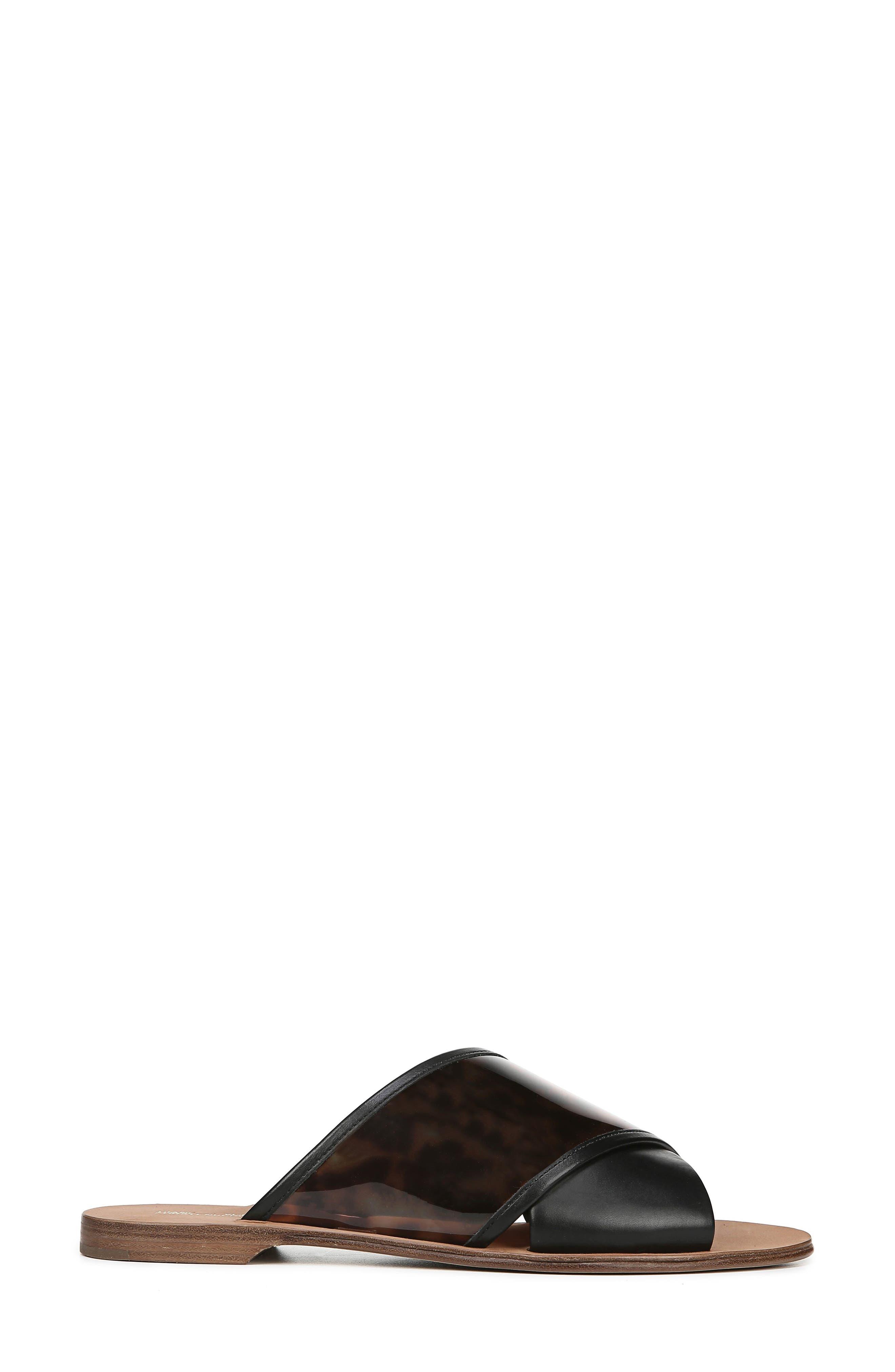 ,                             Bailie 4 Sandal,                             Alternate thumbnail 3, color,                             BLACK MULTI