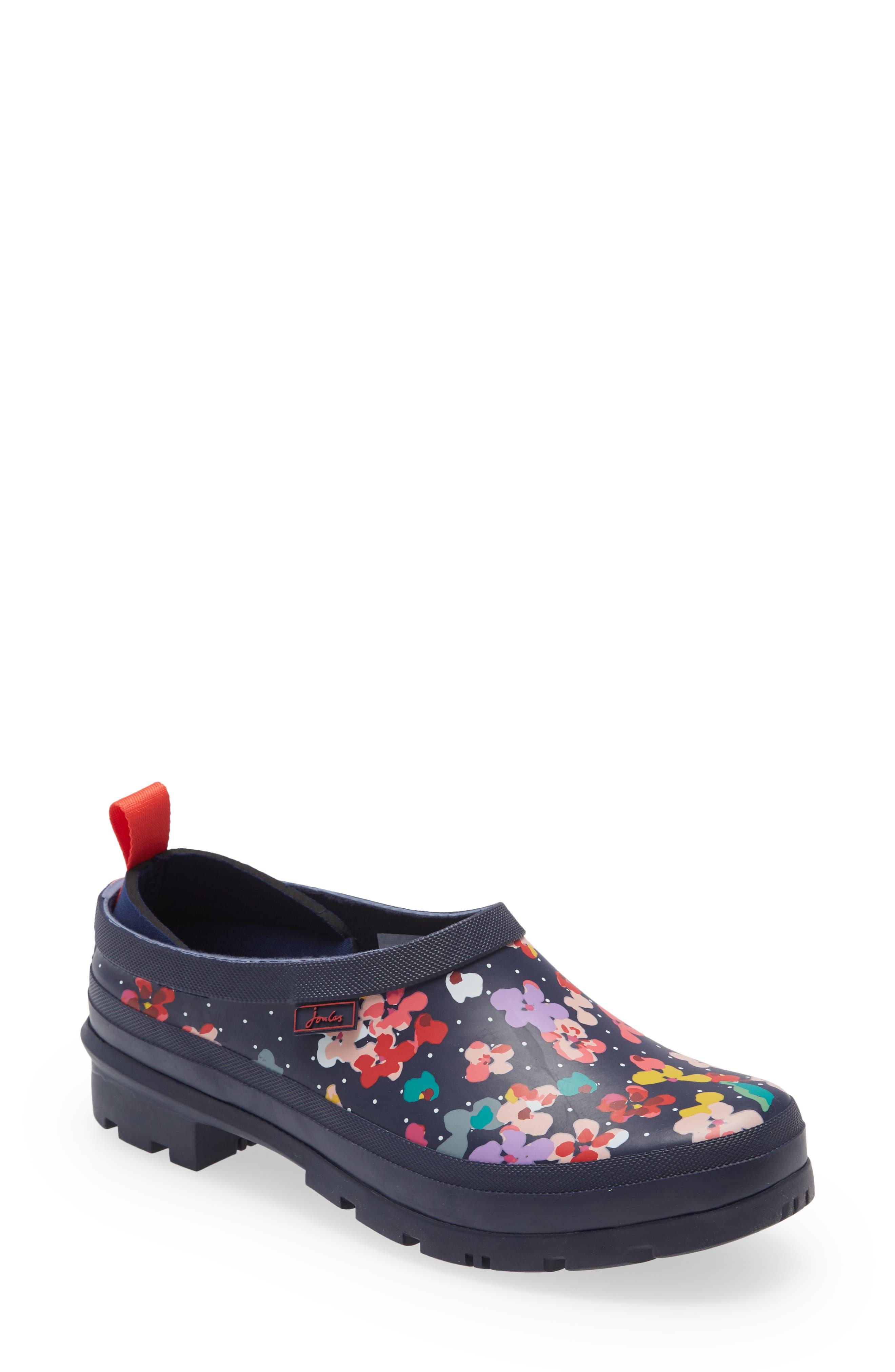Rain Boot Clog