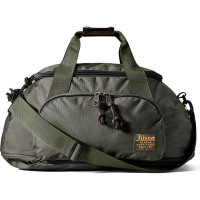 Filson Convertible Duffel Bag - Green