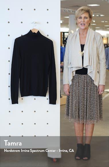 Cotton Turtleneck Sweater, sales video thumbnail