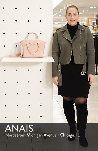 Janne Bow Leather Tote, sales video thumbnail
