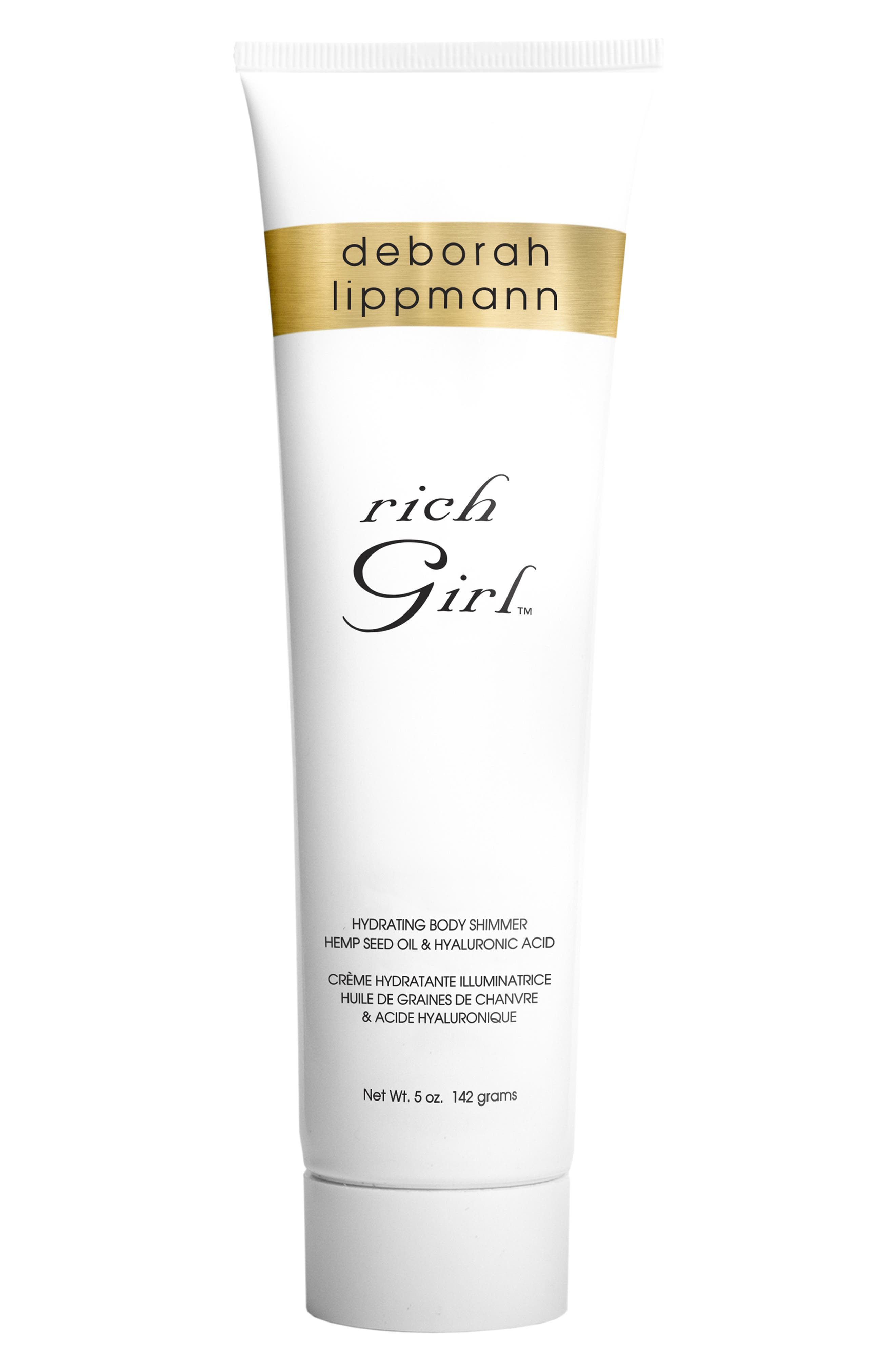 Rich Girl Hydrating Body Shimmer Lotion