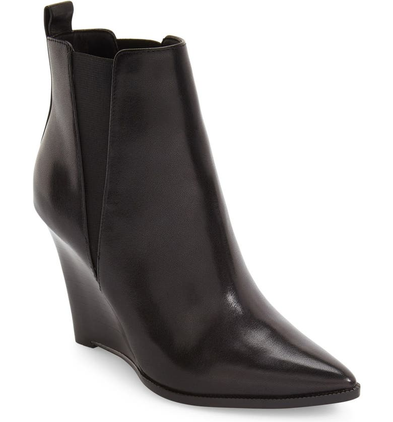 LINEA PAOLO Lexi Wedge Chelsea Boot, Main, color, 005
