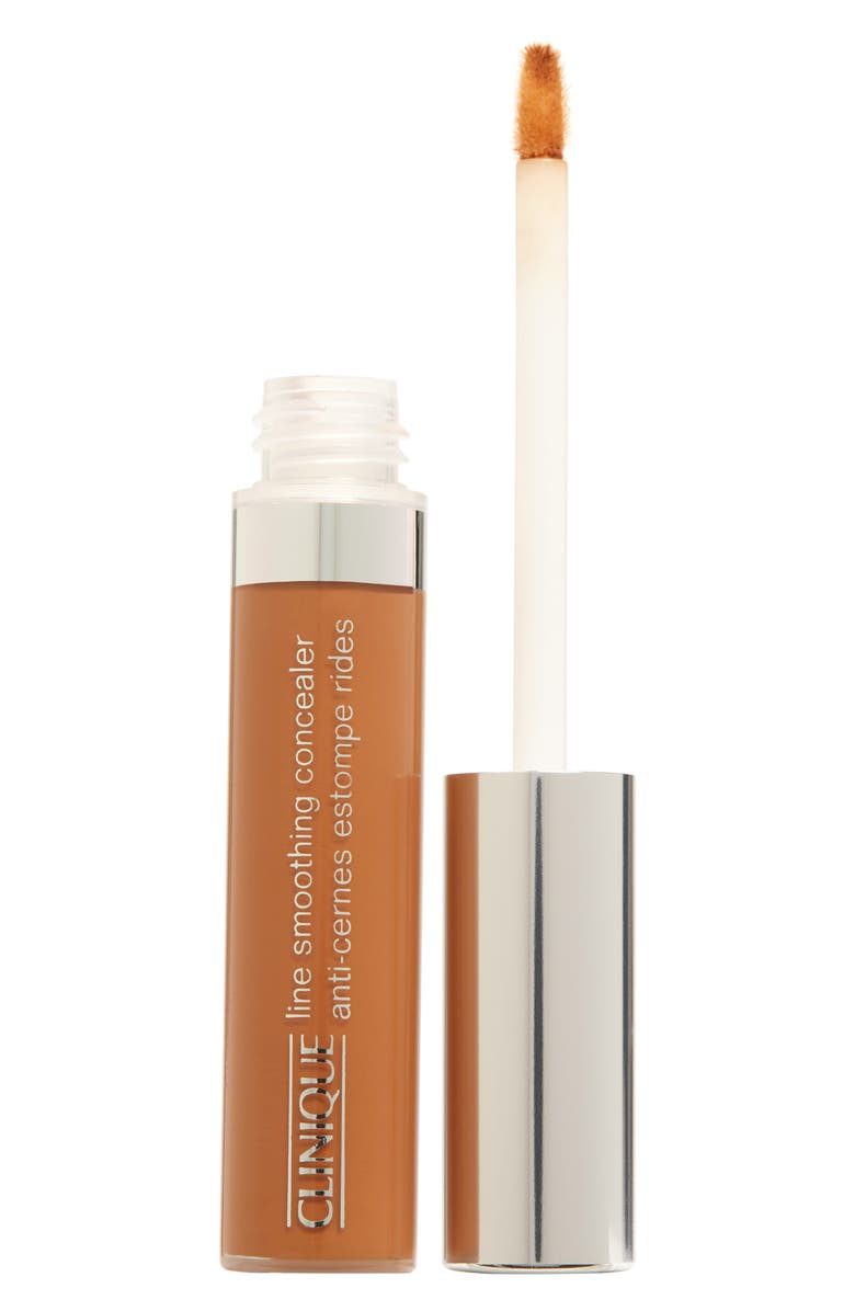 CLINIQUE Line Smoothing Concealer, Main, color, DEEP